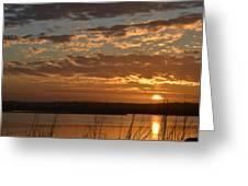 Spring Rise Greeting Card