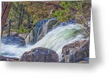 Spring Runoff Greeting Card