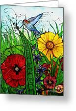 Spring Things Greeting Card