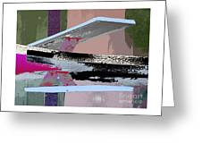 Springboard 2x Greeting Card