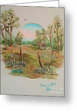 Spring's Reawakening Greeting Card