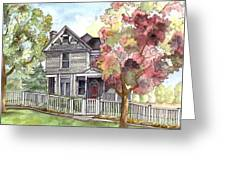 Springtime In The Country Greeting Card