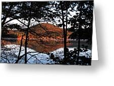 Squam Lake 1 Greeting Card