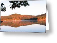 Squam Lake 2 Greeting Card