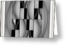 square 69 chess art  a w baltic collective galler  An Out Of Context Image Greeting Card