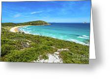 Squeaky Beach Victoria Greeting Card