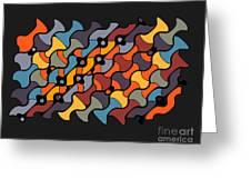 Design 76 Greeting Card