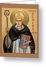 St. Albert The Great - Jcatg Greeting Card