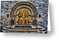 St Ann Church Greeting Card