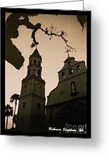 St. Augustine Chapel Greeting Card