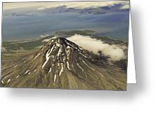 St. Augustine Volcano Greeting Card