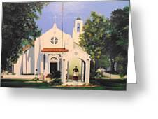 St. Charles Borromeo Church Greeting Card