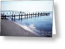 St Clement Chesapeake Bay Greeting Card