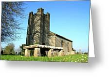 St. David's Church Greeting Card