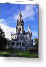 St Finbarrs Cathedral, Cork City, Co Greeting Card