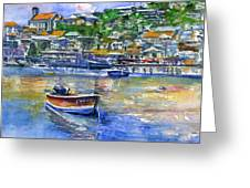St. George Grenada Greeting Card