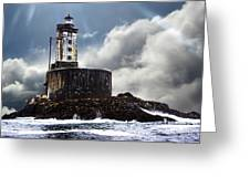 St. George Lighthouse Greeting Card