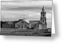 St Georges Church Portland Greeting Card
