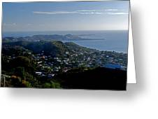 St. George's Grenada Greeting Card