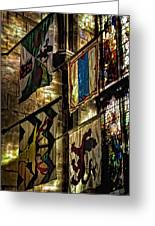 St. Giles Cathedral Edinburgh Greeting Card