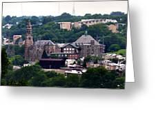 St John The Baptist Church Manayunk Philadelphia Greeting Card