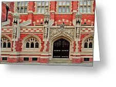 St. Johns College. Cambridge. Greeting Card