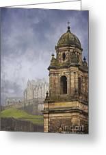 St Johns Edinburgh Greeting Card