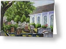 St John's Parish Church Greeting Card