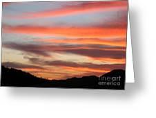 St. Joseph's Sunset Greeting Card