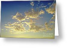 St Lawrence Sunset 6 Greeting Card