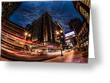 St. Louis Timelapse  Greeting Card