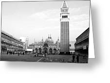 St. Mark's Square Greeting Card