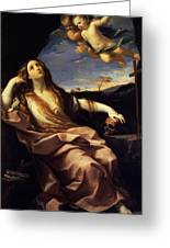 St Mary Magdalene 1632 Greeting Card