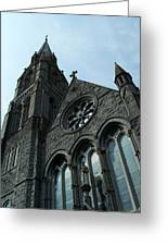 St. Mary's Of The Rosary Catholic Church Greeting Card