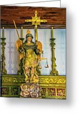 St. Michael  Greeting Card