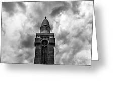 St. Michael's Roman Catholic Church Greeting Card