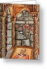 St. Nicholas Chapel Iv Greeting Card