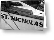 St. Nicholas Greeting Card