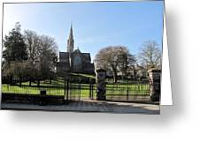 St. Patrick's Cathedral, Trim Greeting Card