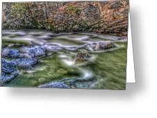 St. Paddy's River Greeting Card