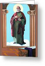 St Paul  Greeting Card