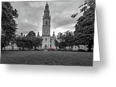 St Paul's Church A Portland Square Bristol England Greeting Card