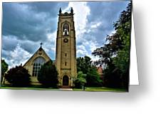 St Pauls Episopal Church Greeting Card