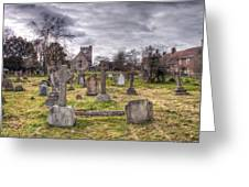 St Peter And St Paul Headcorn Greeting Card