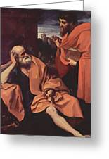 St Peter And St Paul Greeting Card