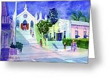 St. Peter's Church Greeting Card