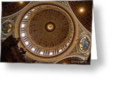St. Peter's Duomo 1 Greeting Card