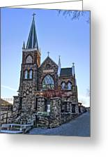 St. Peter's Harpers Ferry Greeting Card
