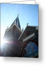 St Peters Roman Catholic Church Greeting Card