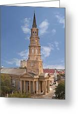 St Philips Episcopal Church Greeting Card